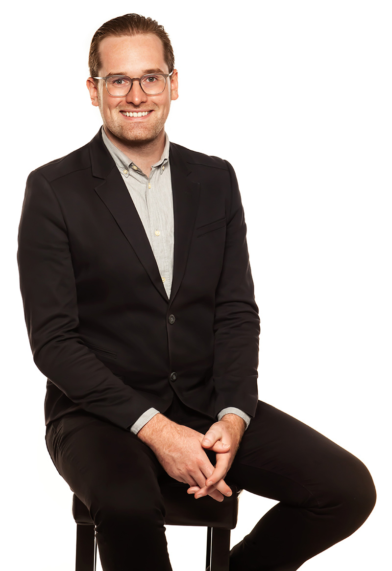Adam Reiss - Nova Scotia Realtor with Red Door Realty