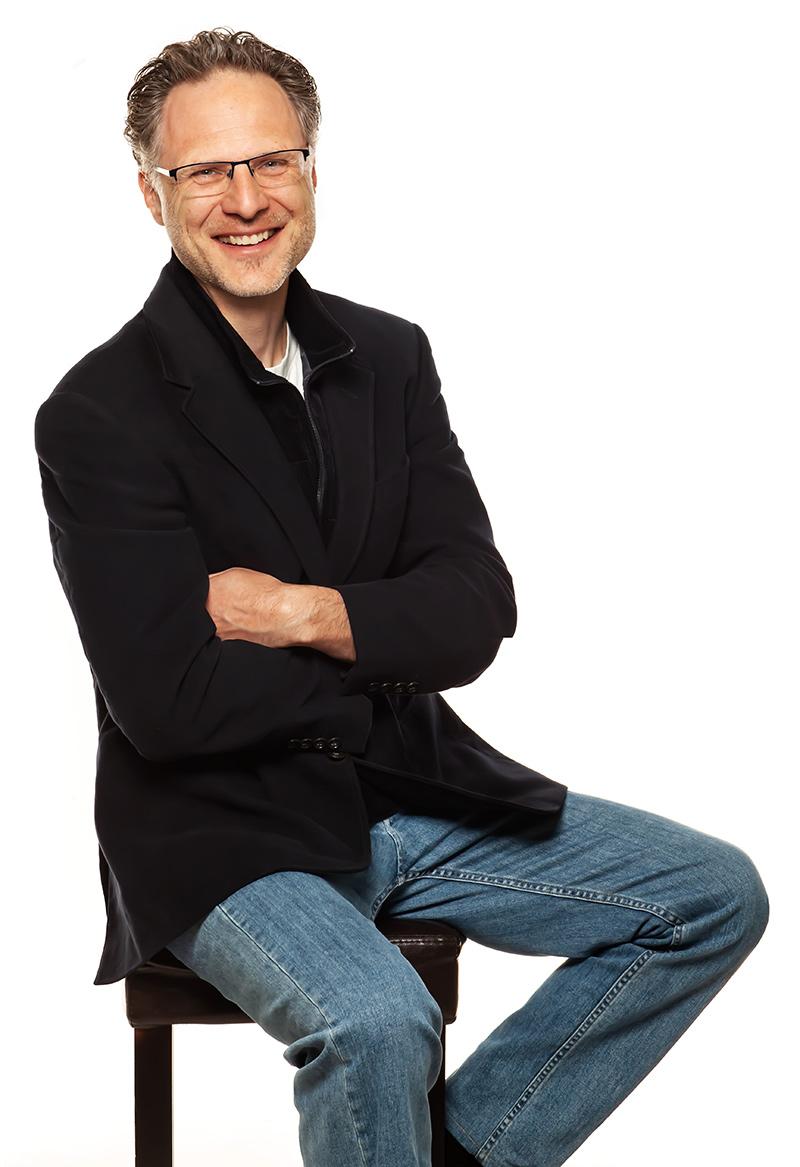 Tim Hoare - Nova Scotia Realtor with Red Door Realty